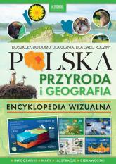 Polska Przyroda i geografia Encyklopedia wizualna Encyklopedie wizualne OldSchool -  | mała okładka