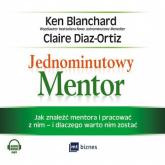 Jednominutowy Mentor - Blanchard Ken, Diaz-Ortiz Claire | mała okładka
