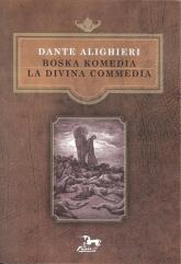 Boska Komedia La Divina Commedia - Dante Alighieri   mała okładka
