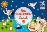Gra Loteryjka Świat 3+ -  | mała okładka