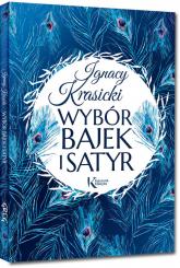 Wybór bajek i satyr (Żona modna i inne...) - Ignacy Krasicki | mała okładka