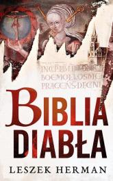 Biblia diabła - Leszek Herman | mała okładka