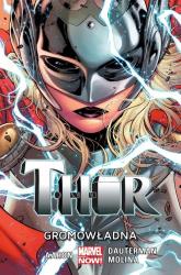 Thor T.1 Gromowładna - Jason Aaron | mała okładka