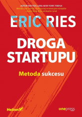 Droga Startupu Metoda sukcesu - Eric Ries   mała okładka