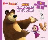 Masza i Niedźwiedź Miniksiążeczka malucha - zbiorowe opracowanie | mała okładka