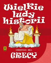 Grecy Wielkie ludy historii - Christian Hill | mała okładka