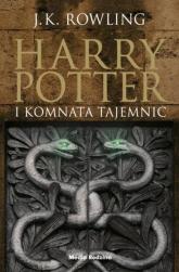 Harry Potter i komnata tajemnic - Rowling Joanne K. | mała okładka