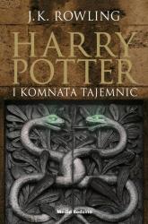 Harry Potter i komnata tajemnic - Joanne Rowling | mała okładka