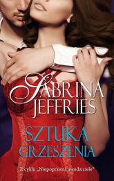 Sztuka grzeszenia - Sabrina Jeffries | mała okładka