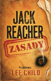 Jack Reacher Zasady - Lee Child | mała okładka
