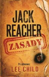 Jack Reacher Zasady - Lee Child | mała okładka