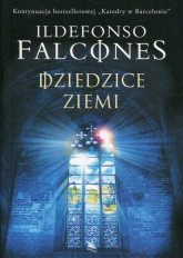 Dziedzice Ziemi - Ildefonso Falcones | mała okładka