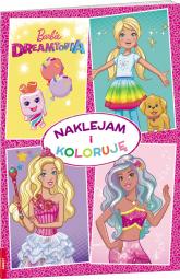 Barbie Naklejam i koloruję NAK-102 -  | mała okładka