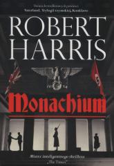 Monachium - Robert Harris | mała okładka