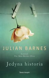 Jedyna historia - Julian Barnes | mała okładka