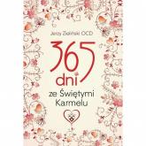 365 dni ze Świętymi Karmelu - Jerzy Zieliński | mała okładka