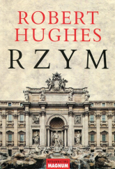 Rzym - Robert Hughes | mała okładka