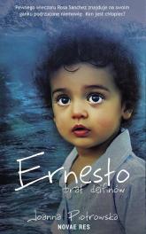 Ernesto brat delfinów - Joanna Piotrowska | mała okładka