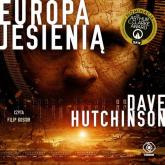Europa jesienią - Dave Hutchinson   mała okładka