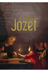 Święty Józef - Anna Dąbrowska | mała okładka