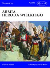 Armia Heroda Wielkiego - Samuel Rocca | mała okładka