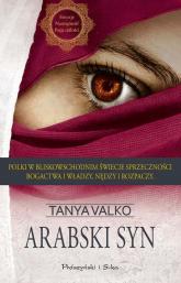 Arabski syn - Tanya Valko   mała okładka