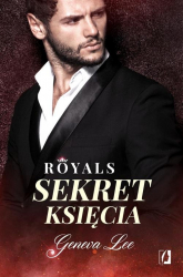 Royals Tom 2 Sekret księcia - Geneva Lee | mała okładka