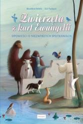 Zwierzęta z kart Ewangelii - Delelis Benedicte, Puybaret Eric | mała okładka