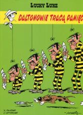 Lucky Luke Tom 60 Daltonowie tracą pamięć - Fauche Xavier, Leturgie Jean | mała okładka