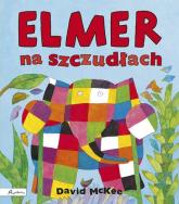 Elmer na szczudłach - David McKee | mała okładka