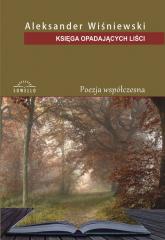 Księga opadających liści - Aleksander Wiśniewski   mała okładka