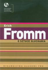 O sztuce słuchania - Erich Fromm | mała okładka