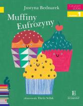 Muffiny Eufrozyny Czytam sobie - Justyna Bednarek | mała okładka