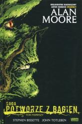 Saga o Potworze z Bagien Tom 1 - Alan Moore | mała okładka