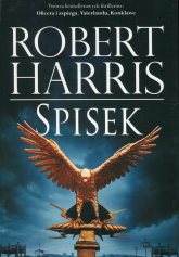 Trylogia rzymska Tom 2 Spisek - Robert Harris | mała okładka