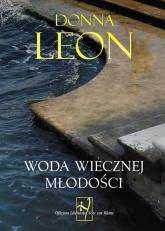 Woda wiecznej młodości - Donna Leon | mała okładka