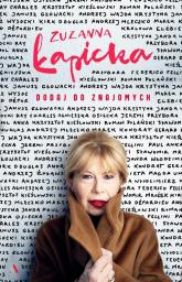 Dodaj do znajomych - Zuzanna Łapicka | mała okładka