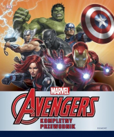 Marvel Avengers Kompletny przewodnik - Beatty Scott, Cowsill Alan, Dougall Alastair, | mała okładka