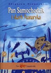 Pan Samochodzik i skarb Atanaryka - Zbigniew Nienacki | mała okładka
