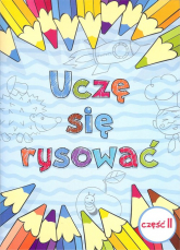 Uczę się rysować część 2 - Mateusz Rusin | mała okładka