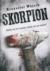Skorpion - Krzysztof Wójcik | mała okładka