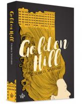 Golden Hill - Francis Spufford | mała okładka