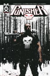 Punisher Max Tom 4 - Garth Ennis | mała okładka