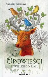 Opowieści z Wielkiego Lasu - Andrzej Zieliński | mała okładka