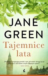 Tajemnice lata - Jane Green | mała okładka