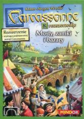 Carcassonne Mosty zamki i bazary - Klaus-Jurgen Wrede | mała okładka