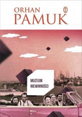 Muzeum niewinności - Orhan Pamuk | mała okładka