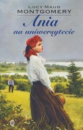 Ania na uniwersytecie - Montgomery Lucy Maud   mała okładka