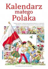 Kalendarz małego Polaka - Tamara Michałowska | mała okładka