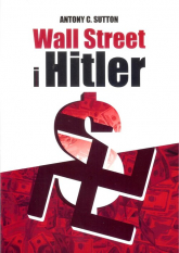 Wall Street i Hitler - Sutton Antony C. | mała okładka